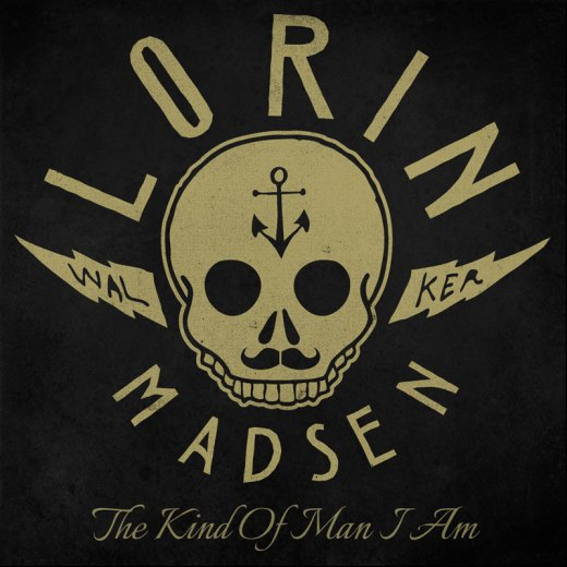 Lorin Walker Madsen, The Kind of Man I Am, Country gold, music, salt Lake City, utah, live, vinyl, underground,